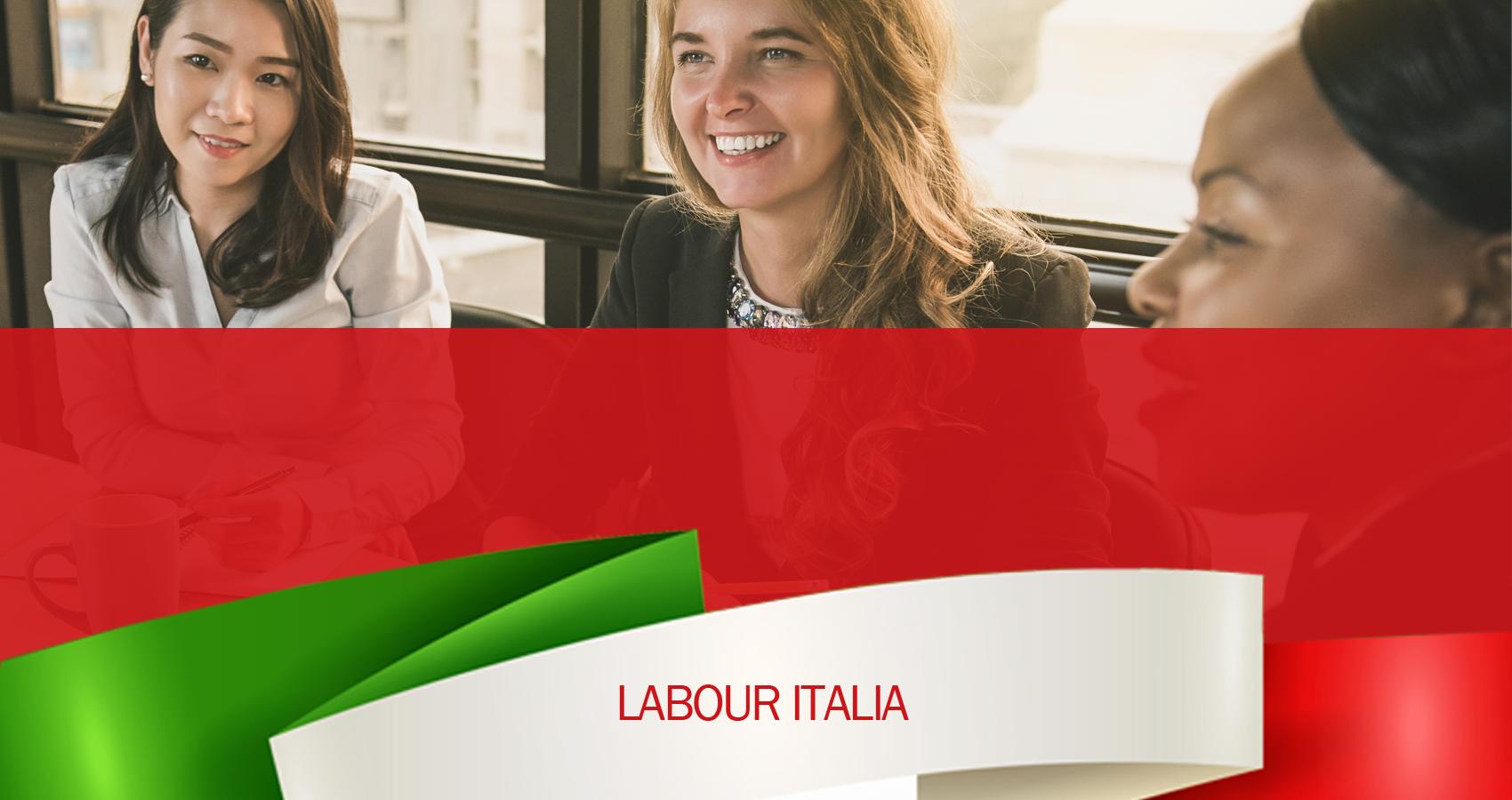 labour italia | integrazione | società