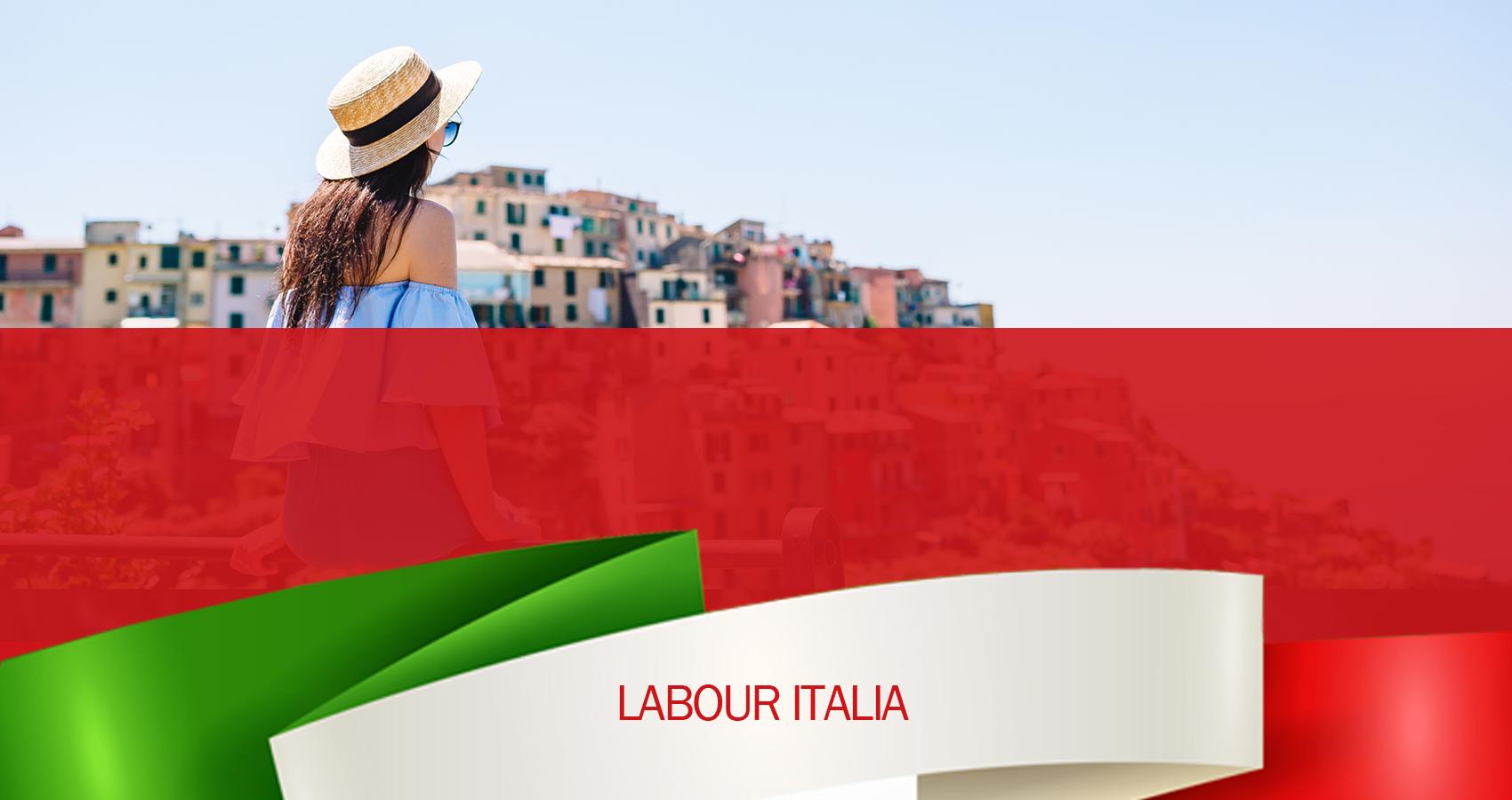 labour italia | giovani | futuro sostenibile