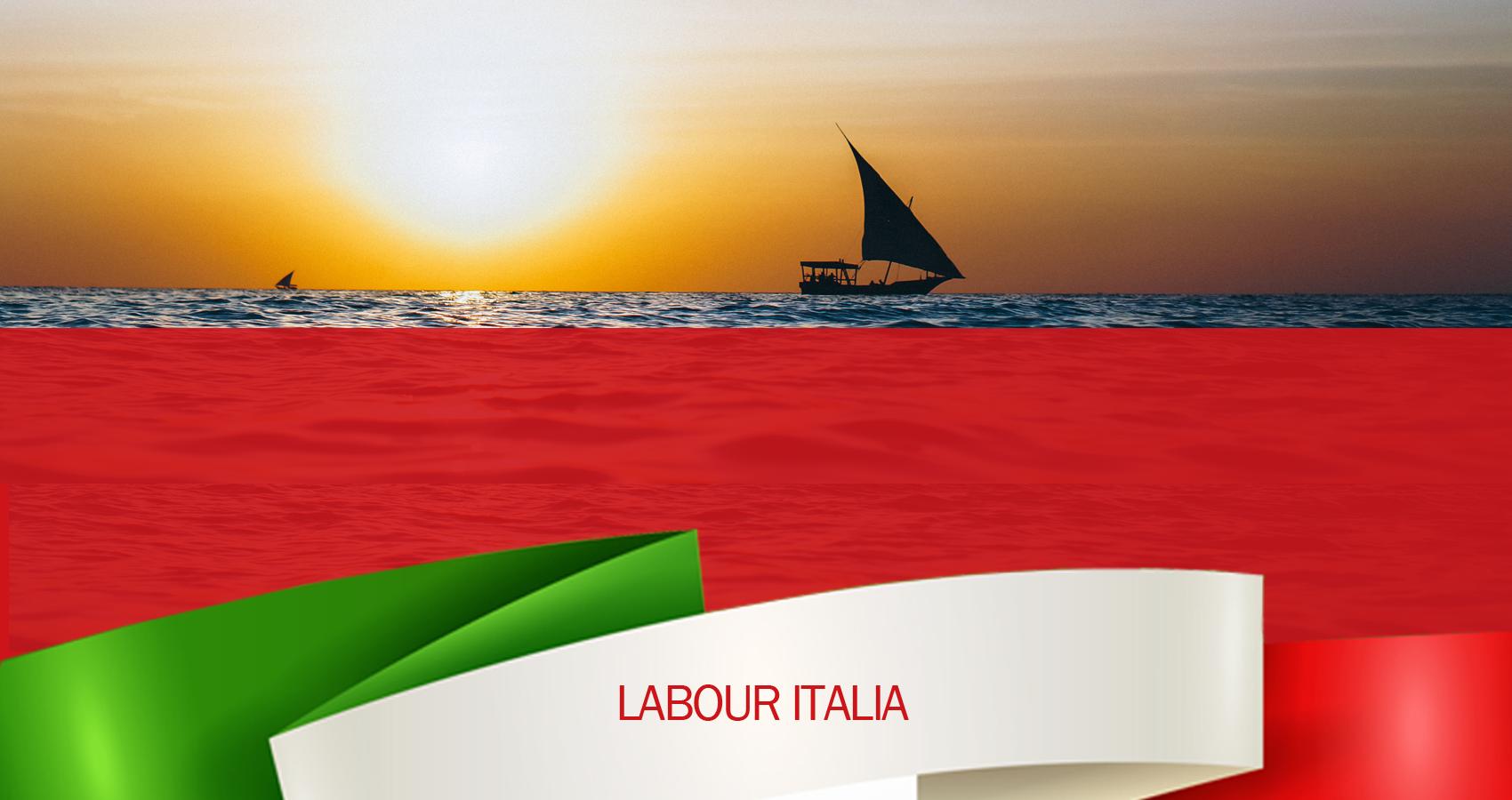 labour italia | visione | ecosocialista